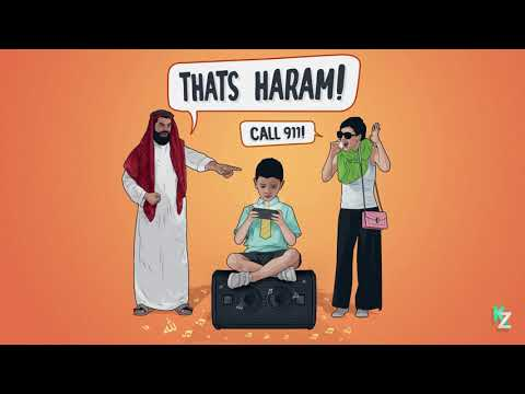 Karter Zaher - That's Haram (Audio)