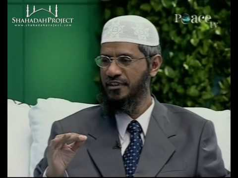 Dr. Zakir Naik - Can astronomical evidence be used to sight the new moon? (Eid & Ramadhaan)