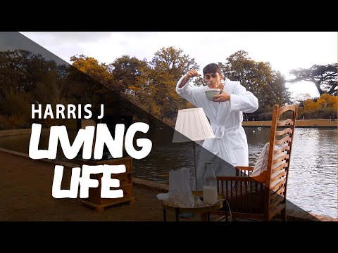Harris J. - Living life Official Music Video