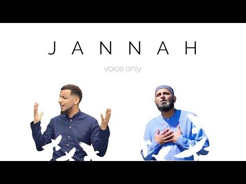 Jannah | Voice Only | Muad ft. Zain Bhikha