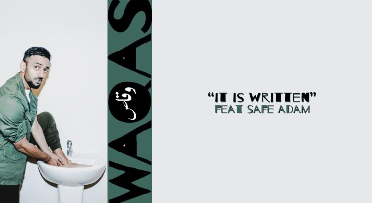 Waqas it is written