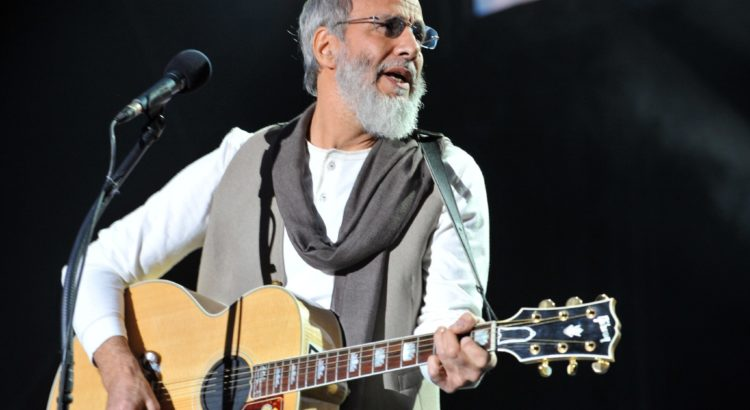 Yusuf Islam cat stevens peace train