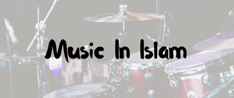 Is music halal or haram