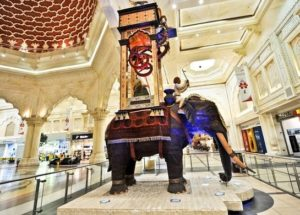 Elephant clock muslim invention