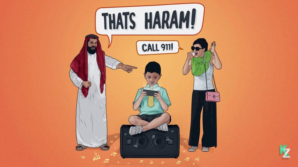 thats haram islamicmusichub