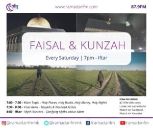 Faisal and Kunzah Show